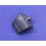 Suspension Axle Bump Stop Rear Center (Fiat 124 All) - NEW