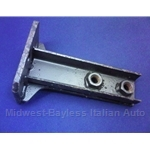Bumper Bracket/Mount 1974 - Left (124 Spider 1974 CA+MD) - OE NOS