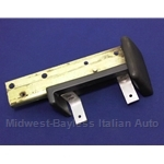Bumper End Front Left w/Turn Signal Pocket (Fiat Bertone X1/9 1979-88) - U8