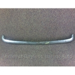 Bumper Front Chrome (Fiat 124 Sedan Wagon 1973) - OE NOS
