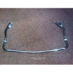 Bumper Guard Bar (Fiat 124 Spider 69-72) - OE NOS