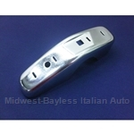 Bumper Guard Overrider Front Left (Fiat 124 Spider 1970-72) - OE NOS
