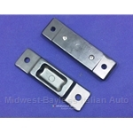 Bumper Mount Bracket Rear (Fiat X1/9 1975-78) - OE NOS
