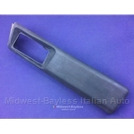 Bumper Pad Facing - Front Right (Fiat 124 Spider 1975-85) - OE NOS