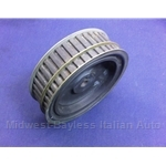 Camshaft Pulley with Pollution Control Groove (1975-77 X1/9) - OE NOS