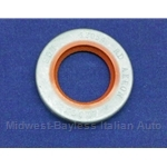 Camshaft Auxiliary Shaft Seal - Silicone (Fiat Lancia SOHC DOHC All) - NEW