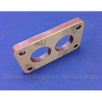Carburetor Base Plate Gasket Spacer 35mm x 10mm Weber DMSA  (Fiat 124 Coupe Spider 1974) - NEW