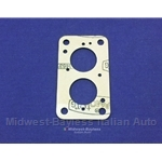 Carburetor Middle Base Plate Gasket Spacer 5mm  -  Weber ADFA, ADHA - NEW