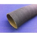 Air Cleaner Flexible Hose 50mm x 280mm Exhaust Pre-heater (Fiat 124 Spider, 131 1977-78, 850) - OE NOS