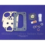 Carburetor Rebuild Kit Weber 30 DIC / DIC1 / DICA / DICA1 Minor (Fiat 850) - NEW