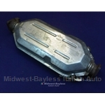 Catalytic Converter (Lancia Beta 1978-79) - OE NOS