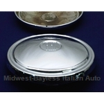 Hub Cap 215mm (Fiat 850 Spider / Coupe, 128) - U8