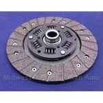 Clutch Disc 20-Spline 200mm / 22mm (Fiat 124 Spider Coupe Wagon Sedan All w/1438cc 1968-71, 1500) - NEW