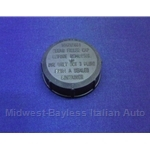 Brake Clutch Fluid Reservoir Cap Late (Fiat 124, X19, 128, 131, Lancia) - U8
