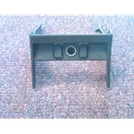 Console Center Upper Black (Lancia Zagato Coupe 1979-82) - U8