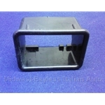 Console Dash Switch Bucket Black (Fiat X1/9 1973-78, Fiat 124 Coupe Sedan, 128, Lancia) - U8