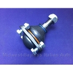 Control Arm Ball Joint Upper (Fiat Pininfarina 124 Spider, Coupe, Sedan All) - NEW