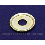 Control Arm Bushing Cup Washer 12mm (Fiat 128) - OE NOS