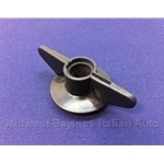 Convertible Top Compartment Latch Handle (Fiat 850 Spider) - OE NOS