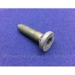 Convertible Top Frame Mounting Screw M8x1.25 (Fiat 124 Spider) - U8