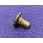 Convertible Top Frame Rivet / Stud (Fiat 850 Spider) - OE NOS