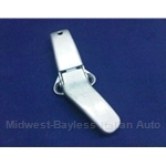 Convertible Top Latch Left 30mm (Fiat 124 Spider 1968-79) - U8