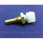 Coolant Temperature Sensor for FI (Fiat 124, X1/9, Lancia, Strada w/Bosch FI) - NEW