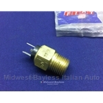 Distributor Temperature Switch 16mm Dual Points Changeover Sending Unit (Fiat 124, 131 1974-78) - OE NOS