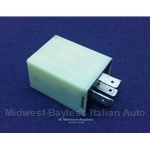 Courtesy Light Delay Relay (Fiat Bertone X19 1986-88) - U8