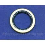 Crankshaft Main Seal - Front (Fiat Lancia SOHC DOHC All + 124 Pushrod) - NEW