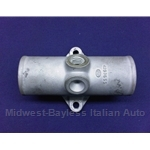 "Cylinder Head Coolant Outlet ""T"" (Fiat 124, 131 1979-80 + All Carb.w/External Thermostat) - U8"
