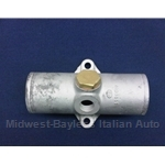 "Cylinder Head Coolant Outlet ""T"" (Fiat 124, 131 1980-On FI) - U8"