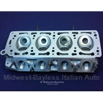 Cylinder Head DOHC 2.0L 1980-On FI or Euro Carb (Fiat Pininfarina 124 Spider, 131 1980-on) - REBUILT