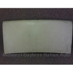 Decklid Trunk (Fiat 124 Sedan 1971-74) - OE BLEM