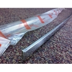 Decklid Trunk Stainless Trim Strip (Lancia Beta Coupe) - OE NOS
