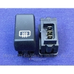 Defrost Switch (Lancia Beta 1979-82) - OE NOS