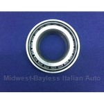 Differential Bearing - Carrier Bearing (Fiat 124 1968-77, 1100/1200/1500) - NEW