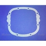 Differential Cover Gasket (Fiat 124, 131, 1978.5-85) - NEW