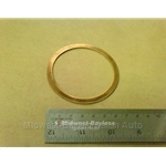DIFFERENTIAL GEAR THRUST SHIM (1.0mm) for Fiat 850 (all) - NOS