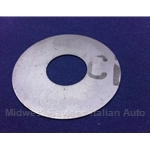 Differential Seal Flat Backing Washer (Fiat 124 Spider Coupe 1969-77) - OE NOS