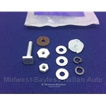 Distributor Bolt / Insulator Kit Ducellier (Fiat 850) - OE NOS