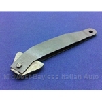 Door Catch Check Strap (Fiat 124 Coupe 1967-72) - OE