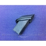 Door Glass Window Trim Rubber Pad Right Front (Fiat 850 Spider) - OE NOS