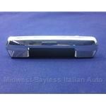 Door Handle Assembly Exterior Rear Left (Fiat 131 1975-78) - OE NOS