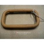 Door Handle Interior Bezel Ultra Beige (Fiat Strada 1979) - OE