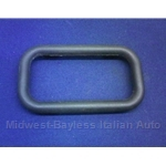 Door Handle Interior Bezel Brown (Fiat Bertone X19 1979-88) - U8