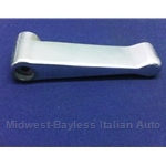 Door Handle Interior Chrome Metal (Fiat 124 Spider All, X19 1973-78) - U8