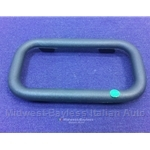 Door Handle Interior Bezel Blue (Fiat Strada 1980-81) - OE NOS