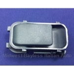 Door Handle Interior Blue (Fiat Strada 1980-81) - OE NOS
