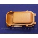 Door Handle Interior Otter (Fiat Strada 1979) - OE NOS